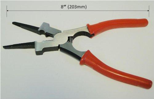 WeldingCity 8-inch MIG Welding Plier with 8-Way Multifunction