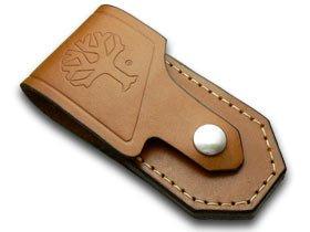 BOKER TREE BRAND Brown Leather BO2002 Knife Belt Sheath