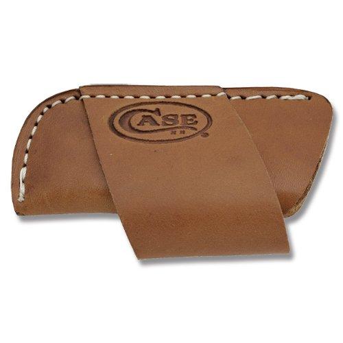 Case Cutlery Side Draw Leather Belt Sheath