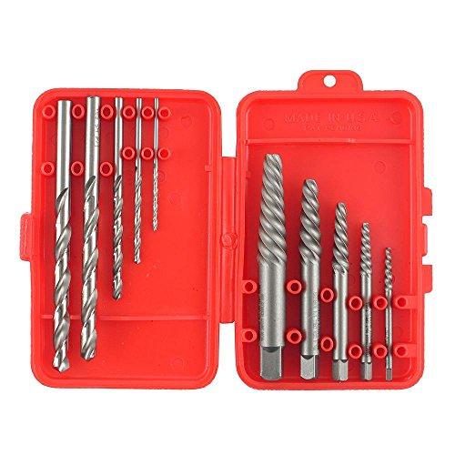 Craftsman 9-66196 Screw Extractor Set 10 Piece