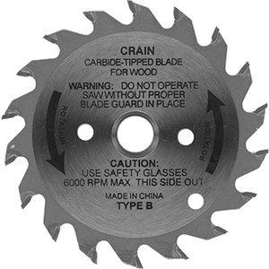 Crain Carpet Blade 2-34 Carbide For 785 795 Toe-Kick Saw 788
