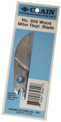Crain Carpet Blade FWood Miter 856