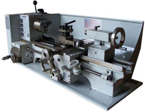 9 x 20 Precision Metal Lathe 34HP 550W 2000RPM 9x20