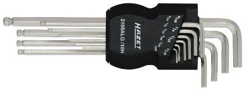 Hazet 2105ALG10H Offset Screwdriver Set by Hazet