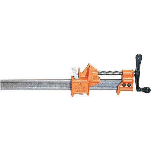 Jorgensen 7248 48-Inch Heavy-Duty Steel I-Bar Clamp