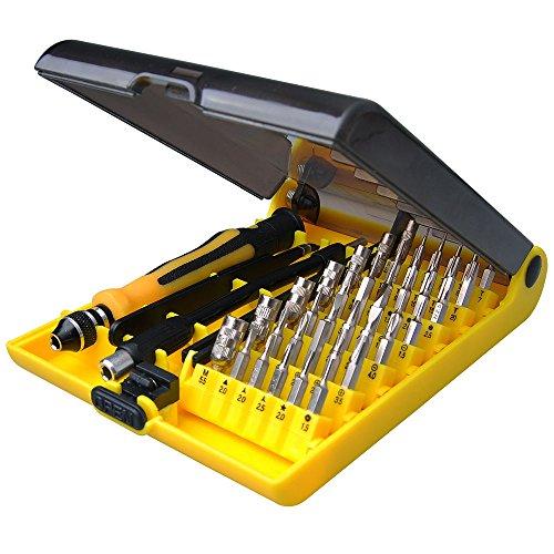 Precision 45 In 1 Multi-Bit Screw Driver Electron Torx Screwdriver Tool Set