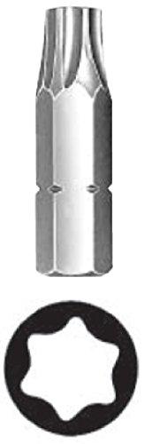 Pack of 10 Predator T-40 X 1-14 Torx 6-Lobe Star Drive Screwdriver Insert Bits S2 Steel 516 Shank 937173