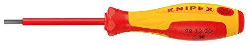 Knipex VDE Screwdrivers For Socket Screws 30mm 98 13 30