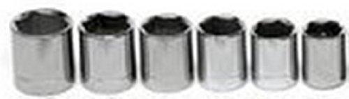 Craftsman 9-34346 6 Piece 8 Point 12-Inch Drive Socket Set