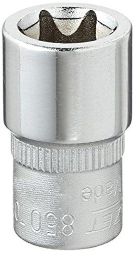 Hazet 850-E12 Socket 14 Square Torx E12