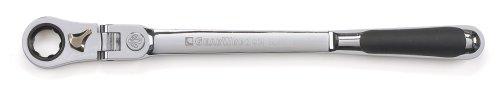 GearWrench 893800 38-Inch Drive 20mm Pass Thru Ratchet XL Locking Flex-Head
