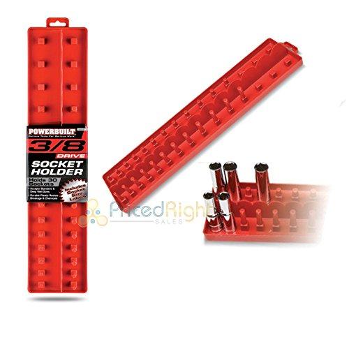 Powerbuilt 940411 38-Inch Drive Socket Holder