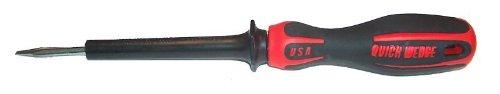 Quick-WedgeM1206 1000 Volt Insulated Screw Holding Screwdriver