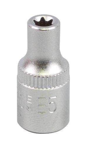 Sunex 9911a5 14-Inch Drive E5 External Star Socket