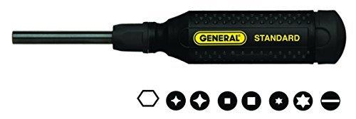General Tools 8140 15-In-1 Multi-Pro Standard Screwdriver by General Tools
