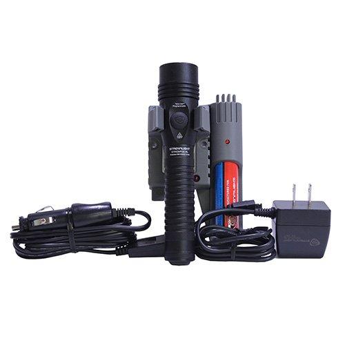 Streamlight 74619 Strion DS HL Rechargeable Flashlight with 120-Volt100-Volt12-Volt DC Piggyback Charger