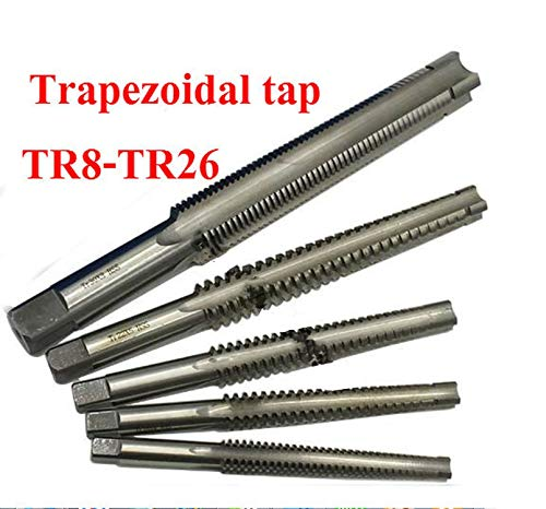 1PCS Trapezoidal HSS Right Left Hand Thread TapTR10x3 left
