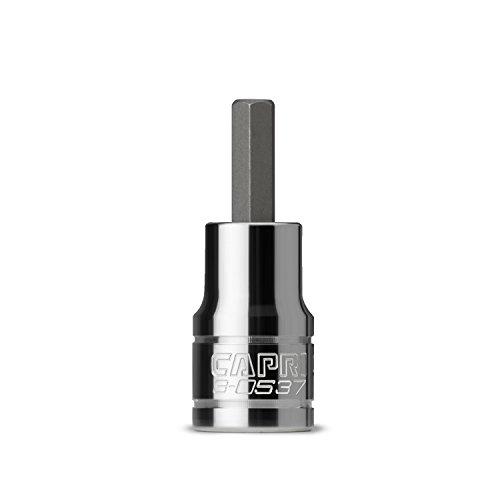 Capri Tools 6 mm Hex Bit Socket 38-Inch Drive Metric