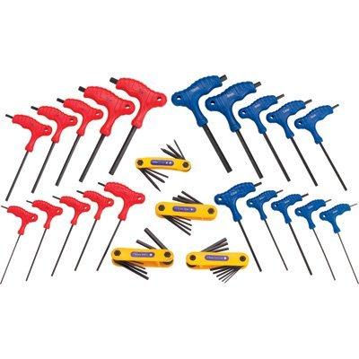 Grip-On Tools Hex Keys - 24-Pc Set Model 92160