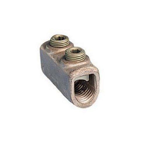 Panduit HC13-3 Two Set Screw Splice Internal Pressure Plate 1 STR - 20 STR Copper Conductor Size Range 916 Hex Key Size 081 Width 094 Height 200 Length