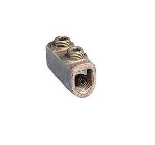 Panduit HC21-1 Two Set Screw Splice Internal Pressure Plate 20 STR - 40 STR Copper Conductor Size Range 916 Hex Key Size 100 Width 119 Height 225 Length
