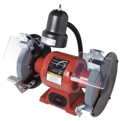 8 Bench Grinder with Light Tools Equipment Hand Tools
