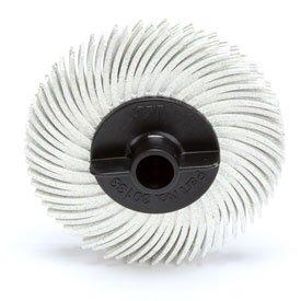 3M Scotch-Brite Radial Bristle Disc Thin Bristle 2 x 38 Ceramic 120 Grit - Pkg Qty 80 Sold in packages of 80