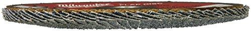 MILWAUKEE ELECTRIC TOOL 48-80-8030 36 Grit Flap Disc 7 x 78