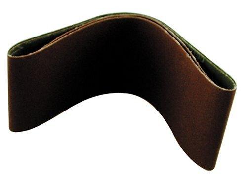 Makita 742312-8E 3-Inch x 24-Inch Abrasive Sanding Belt 120 Grit 10Pk