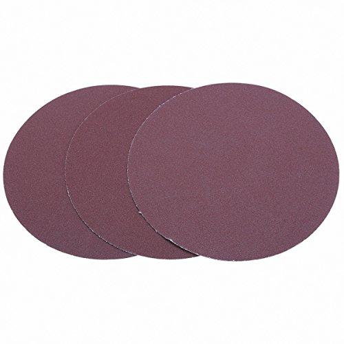 7 in 80 Grit Sanding Discs 3 Pc
