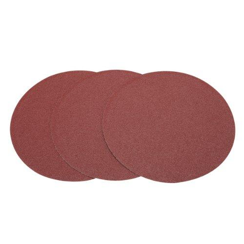 7 in 80 Grit Sanding Discs 3 Piece