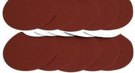 ALEKOÂ 100 Pieces 80 Grit Sanding Discs Sander Paper for Drywall Sander