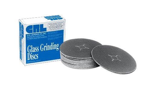 CRL 5 x 78 80 Grit Sanding Discs - 50 Pack