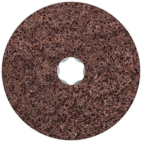 PFERD 48100 Combiclick Non-Woven Disc Hard Type 4-12 Diameter 10500 RPM Coarse Grit Pack of 10