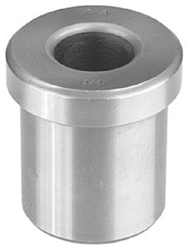 Type H Head Press Drill Bushing 916 ID x 1 OD x 1-38 L All American C1144 Steel Made in USA H64-22-916