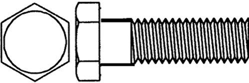 Marine Fasteners Hex Head Cap Screws44 14 HHCSSS14C4-P100