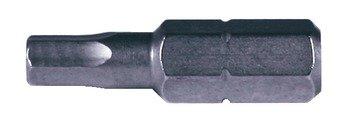 Hex Socket Driver Bit For hex socket screws Length 25mm Size 4