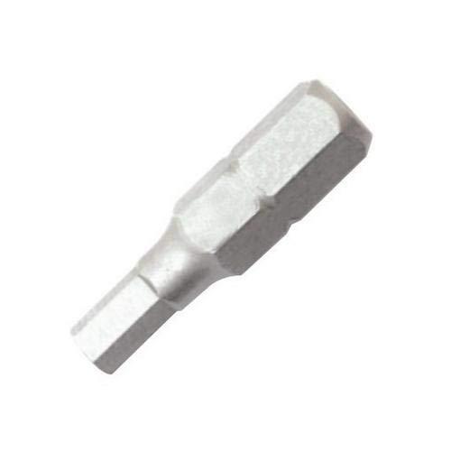 Eclipse Tools HX4X1 Hex Head Bit 4mm 1 Long 14 Pack of 400 pcs