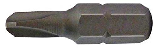 Alfa Tools HSB15989A 6 x 1 x 14 Tamperproof Tri-Wing Bit 25 Pack