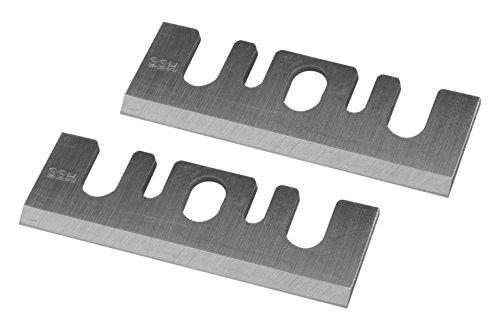 POWERTEC 128330 3-14-Inch HSS Planer Blades for Hitachi P20SBK Set of 2