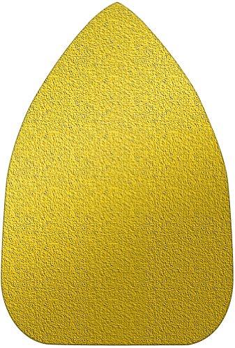 A&H Abrasives 106260 Multi Tool Sanding Shapes Black Decker Mouse H&l Mouse Shape H&L Aluminum Oxide 60 Grit 25 Each