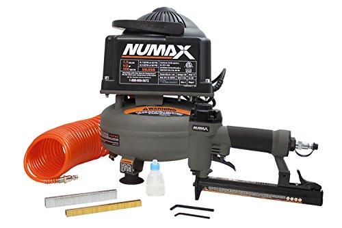 Numax SC22USCK Upholstery Stapler Compressor Kit