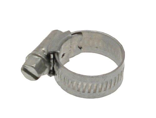 Jubilee 00 Zinc Plated Hose Clip 13mm - 20mm 12in - 34in