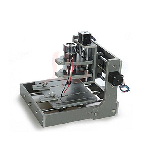 Miyare Mini CNC Engraving Machine DIY Woodworking PCB Engraving DIY2020 Rack with Motor