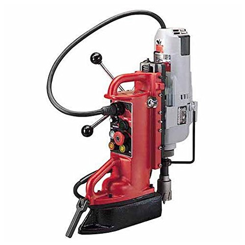 Milwaukee Electromagnetic Drill Press with 1-14 in Motor