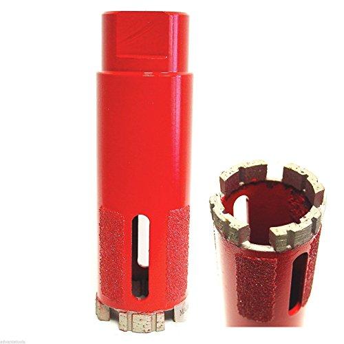 Advanta - 1-34 Supreme Turbo Segment Dry Diamond Core Drill Bit for Granite Marble Stone