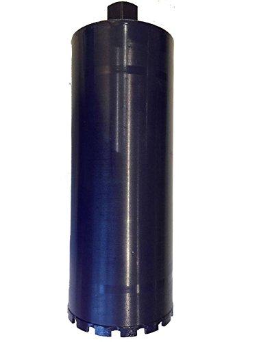 6-12-Inch Wet Diamond Core Drill Bit Hole Saw for Concrete and Asphalt Super Plus Quality 6-12 Diameter x 17 Length
