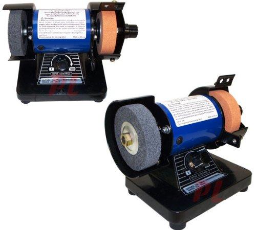 3 Electr Mini Bench Grinder Polisher Flex Shaft