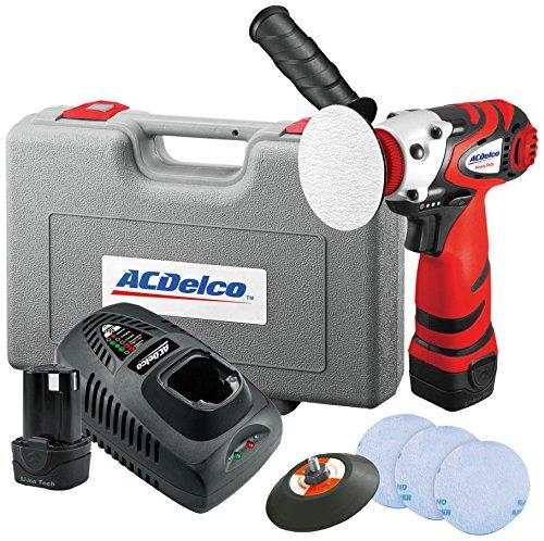 ACDelco Tools ARS1209 Li-ion 12V Sander Kit 3-Inch