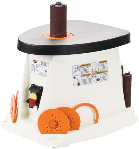 Shop Fox W1831 12 HP Single Phase Oscillating Spindle Sander